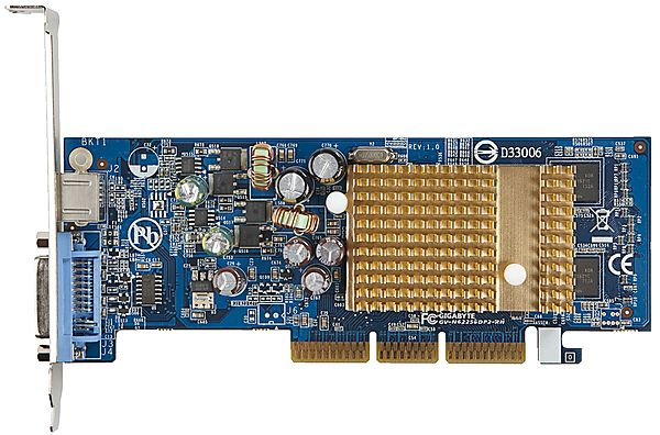 Grafikkort, NVIDIA GeForce 6200