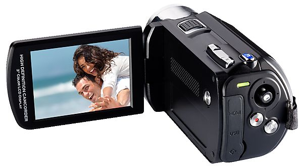 Videokamera Aiptek PocketDV AHD H350