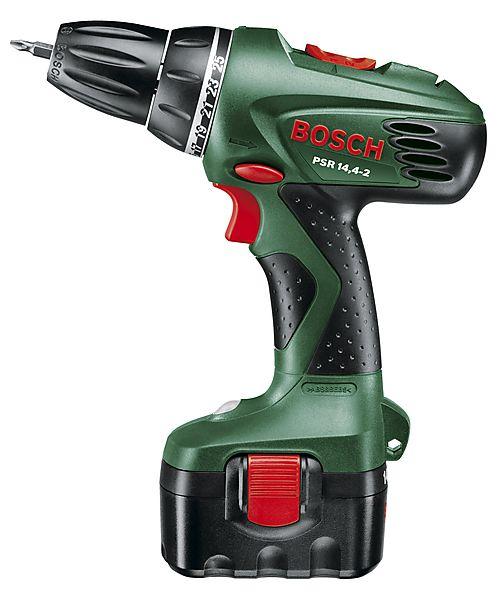 Borrmaskin/Skruvdragare Bosch PSR 14,4-2