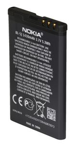 Nokia BL-5J Mobile Telephone Battery