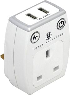 Masterplug USB Charger