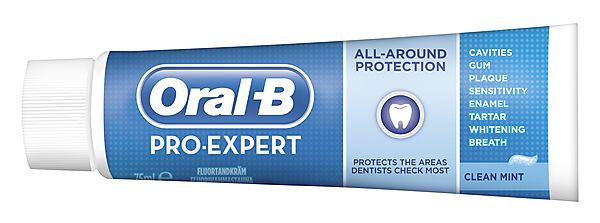 Oral-B Pro-Expert All-Around Protection tannkrem