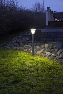 Super Bright PIR Solar Garden Light