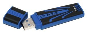 Kingston 64 GB USB 3.0-minne