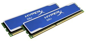 RAM-minne DDR3 KIT DIMM HYPERX