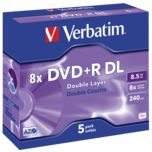 DVD+R DL 8,5 GB
