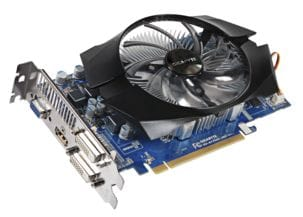 AMD Radeon HD 7750 2 GB grafikkort