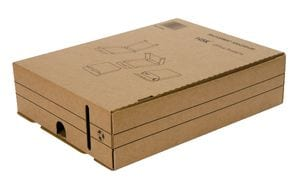BOX FILE 8CM 25-PK