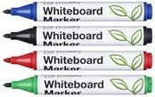 Ballograf Friendly whiteboardpenn, 4-pack