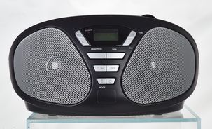 CD Player with FM Radio