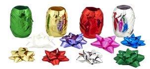 Bow and ribbon set