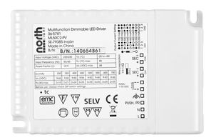 Dimmable LED Multidriver