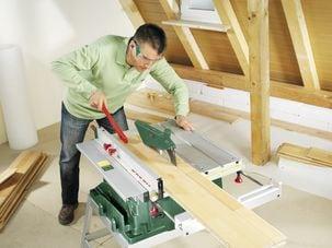 Bordscirkelsåg Bosch PTS 10 T