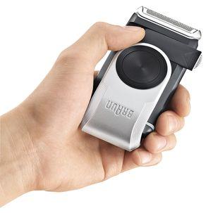 Parranajokone Braun PocketGo M 60