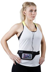 MOC midjeveske for smartphone