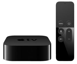 Apple TV mediaspiller