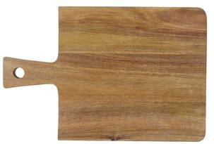 Acacia Chopping Board with Handle
