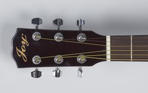 Joy Steel-Stringed Acoustic-Electric Guitar