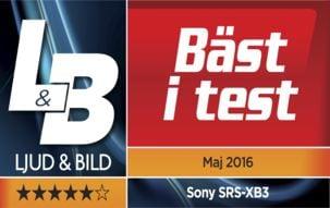 Kaiutin Sony SRS-XB3