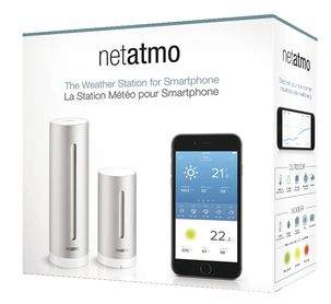 Väderstation Netatmo Weather Station