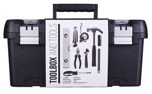 Työkalulaatikko ja työkalut