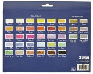 Träfärgpennor Sense