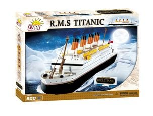 Cobi R.M.S Titanic Building Blocks