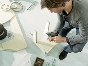 Ruuvinväännin Bosch PSR Select