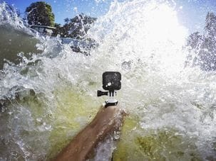 Kelluva kahva GoPro The Handler