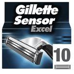 Gillette Sensor Excel barberblader