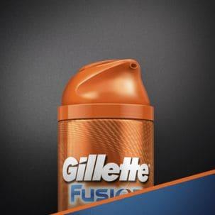 Gillette Fusion Hydra Gel, barbergel