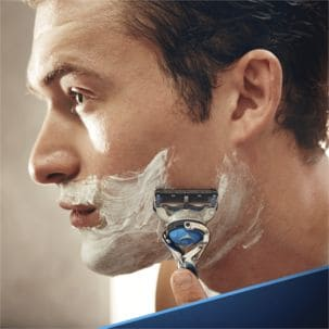 Gillette Fusion ProShield Chill barberhøvel