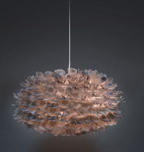 Fjäderlampa