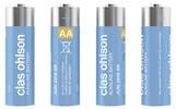 Alkalisk batteri AA/LR6 Clas Ohlson