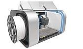3D-tulostin, jossa kaksi tulostuspäätä, Robox