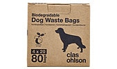 Dog Waste Bags, Pack of 80