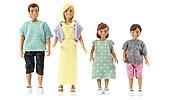 Puppenfamilie Lundby Klassisk