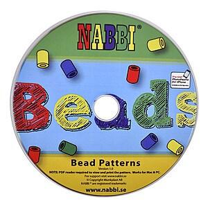 Jumbo Bead Pegboard