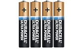 Duracell Ultra Power AAA/LR03 Alkaline Batteries