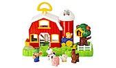 Light and Sound Activity Farmyard