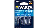 Alkaliparisto AAA/LR03 Varta Longlife Power