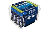 Alkaliskt batteri Varta Longlife Power 24-pack