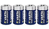 Alkaliskt batteri C/LR14 Varta High Energy