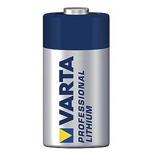 Litiumbatteri Varta CR123A