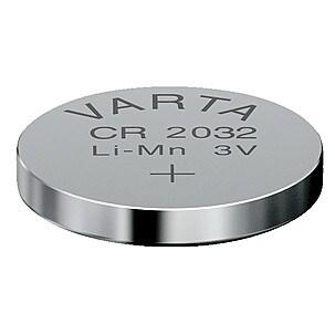 Varta Litiumbatteri CR2032