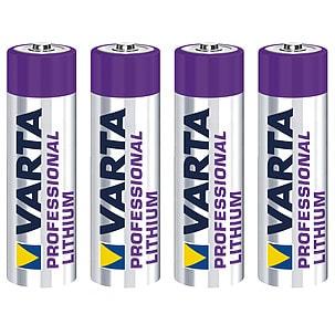 Varta Professional AA/FR6 litiumbatteri
