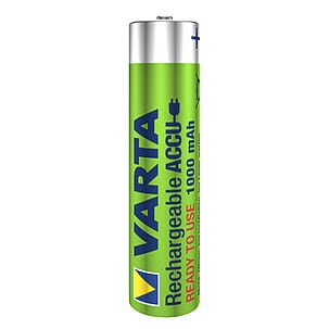 Laddningsbart batteri AAA/HR03 Varta Ready2Use