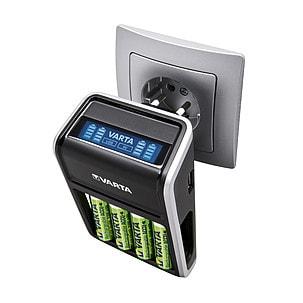 Akku-Ladegerät Varta LCD