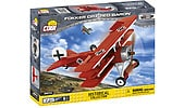 Cobi Red Baron Fokker Dr.1 Triplane Building Blocks