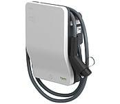 Schneider EVlink Wallbox elbillader, 11 kW med fast T2-kabel